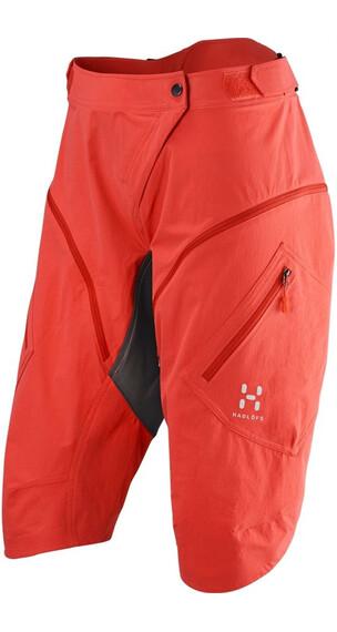 Haglöfs W's Ardent II Shorts Carnelia (A24)